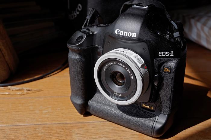 1Ds EF40mm ホワイト